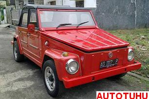 Dijual VW Safari 72 Germany