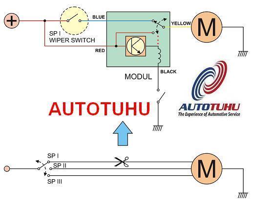Wiring Diagram Kelistrikan Pada Mobil Kijang : Auto modif autotuhu indonesia